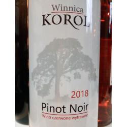 Pinot Noir Winnica Korol
